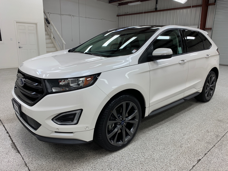 Roberts Auto Sales 2015 Ford Edge