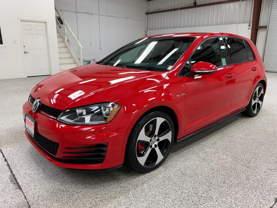 Roberts Auto Sales 2016 Volkswagen Golf GTI