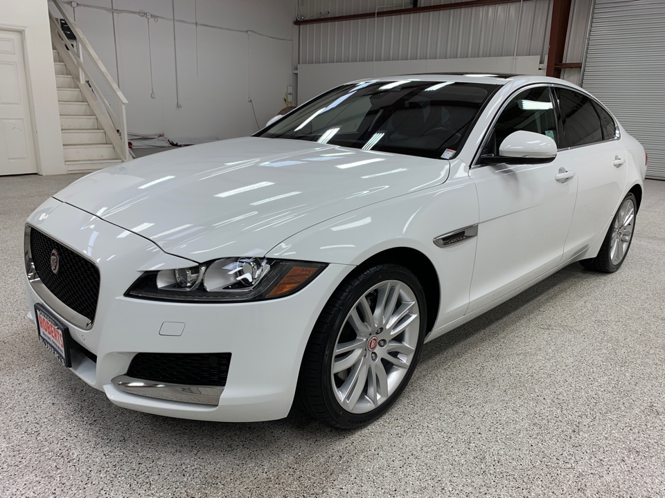Used Jaguar Xf >> 2016 Jaguar Xf Xf 3 5t Prestige Sedan 4d