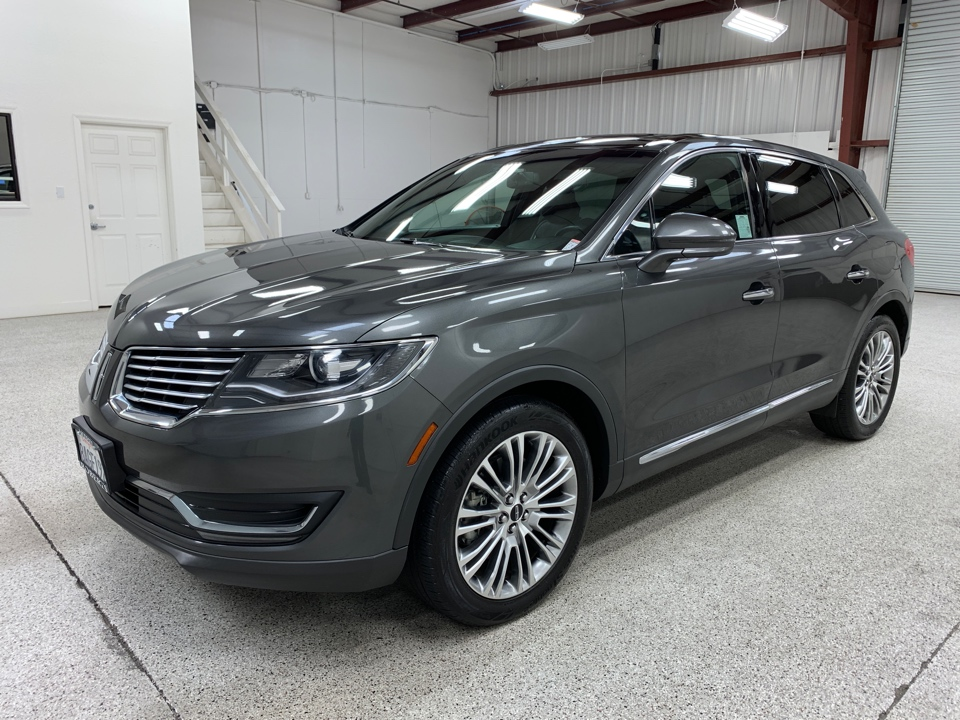 Roberts Auto Sales 2018 Lincoln MKX