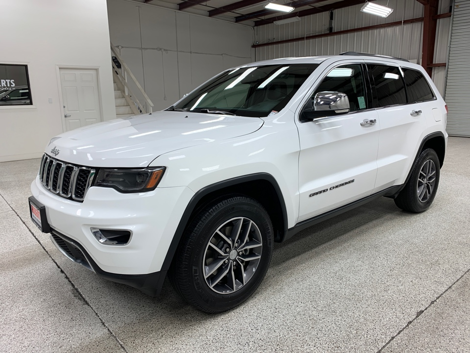 Roberts Auto Sales 2018 Jeep Grand Cherokee