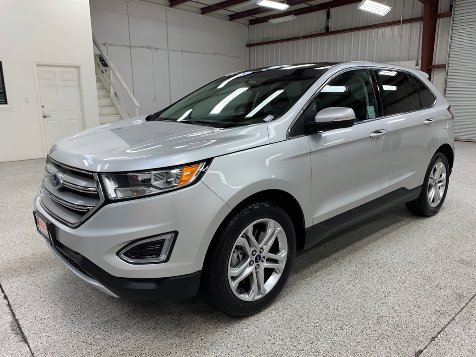 Roberts Auto Sales 2018 Ford Edge