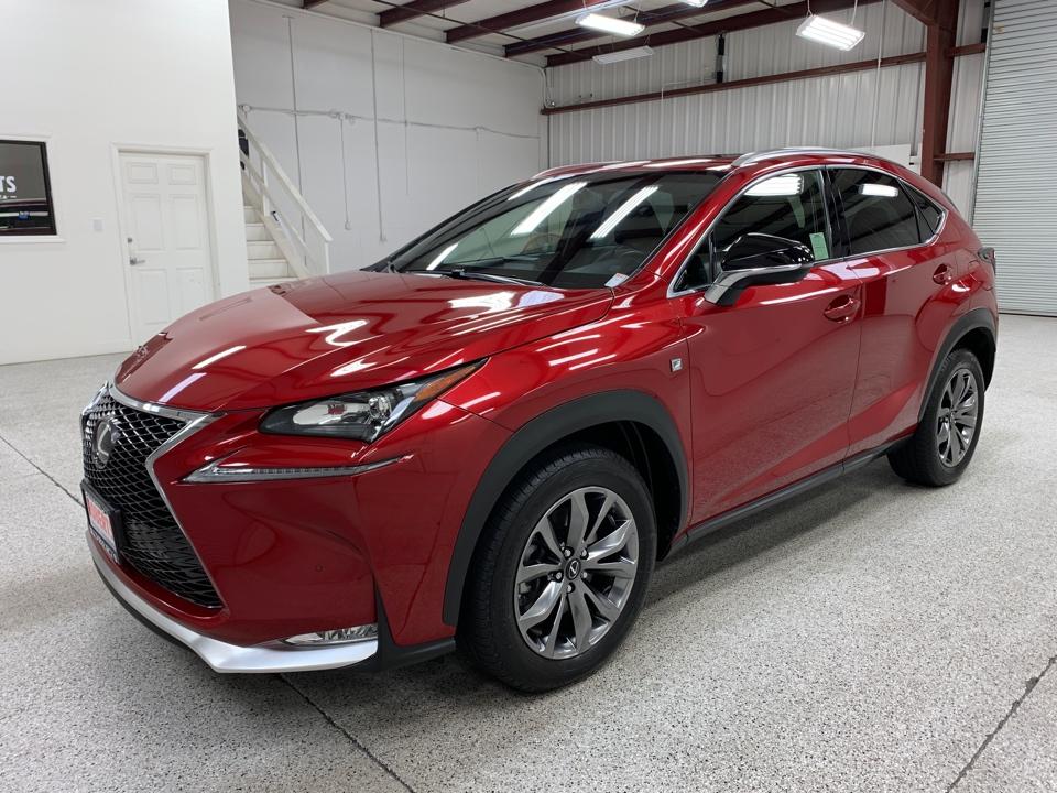 Roberts Auto Sales 2016 Lexus NX