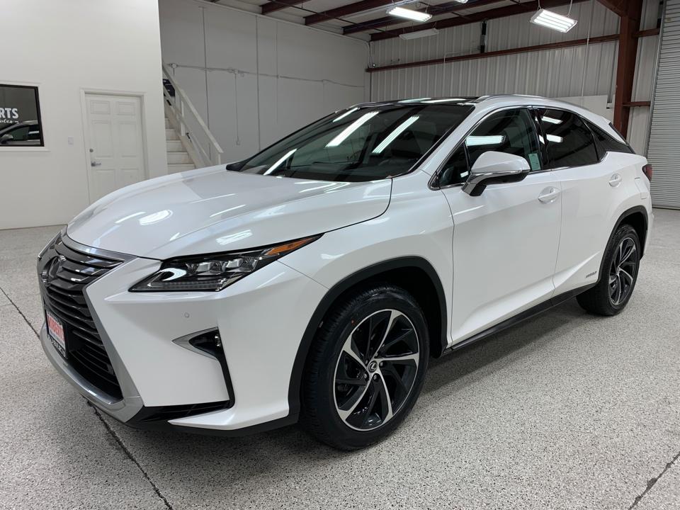 Roberts Auto Sales 2018 Lexus RX