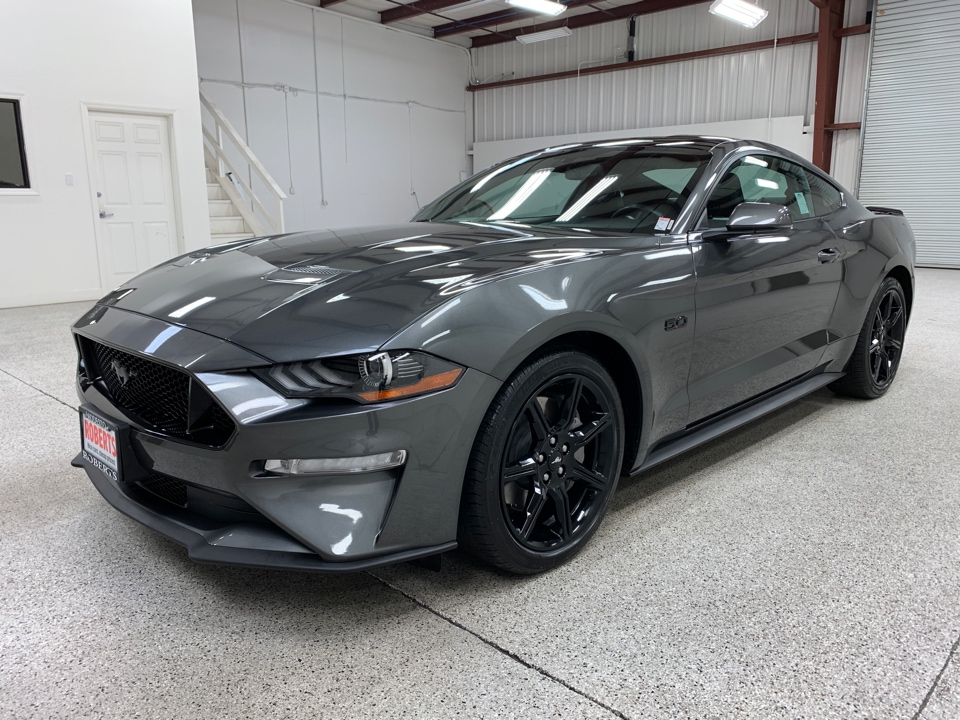 Roberts Auto Sales 2018 Ford Mustang