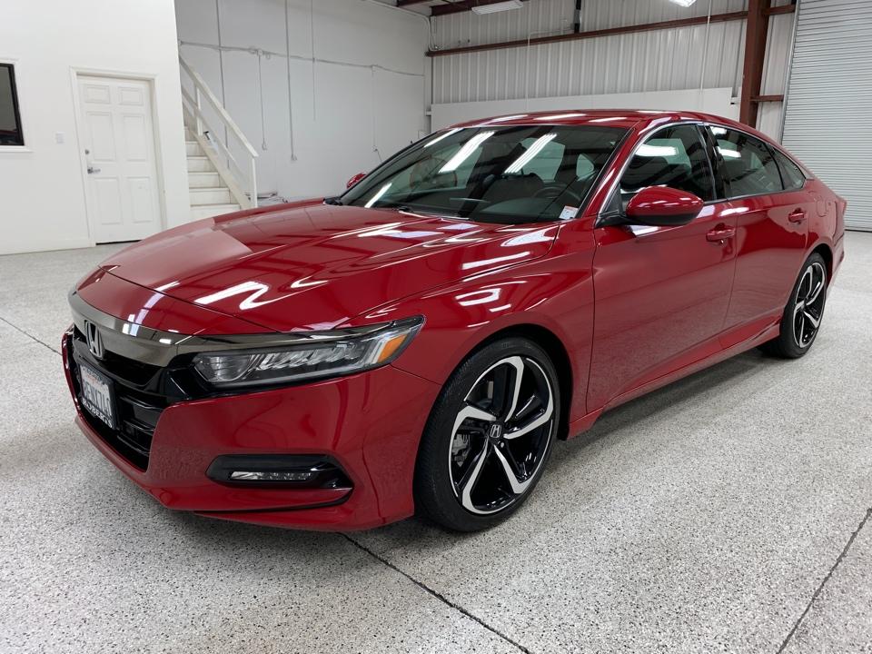 Roberts Auto Sales 2018 Honda Accord