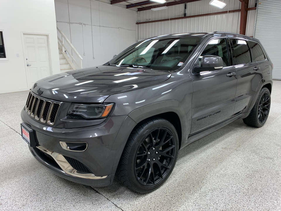 Roberts Auto Sales 2016 Jeep Grand Cherokee