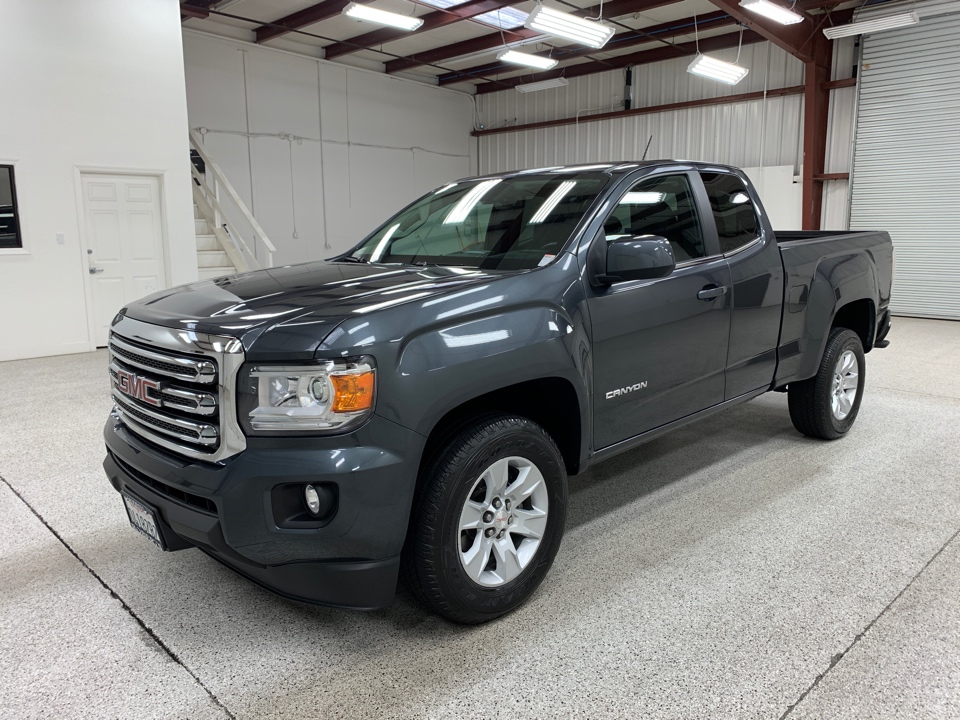 Roberts Auto Sales 2016 GMC Canyon Extended Cab