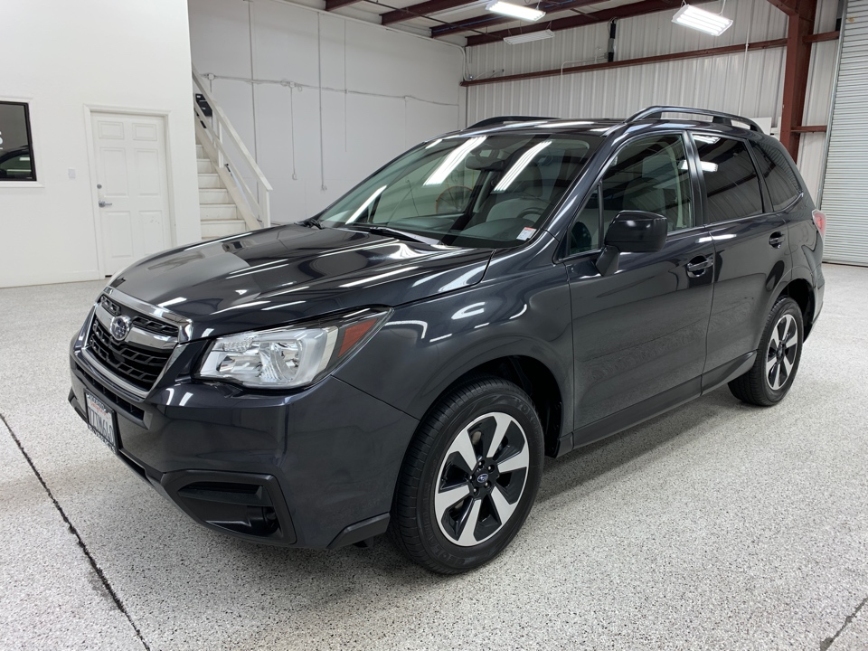 Roberts Auto Sales 2018 Subaru Forester