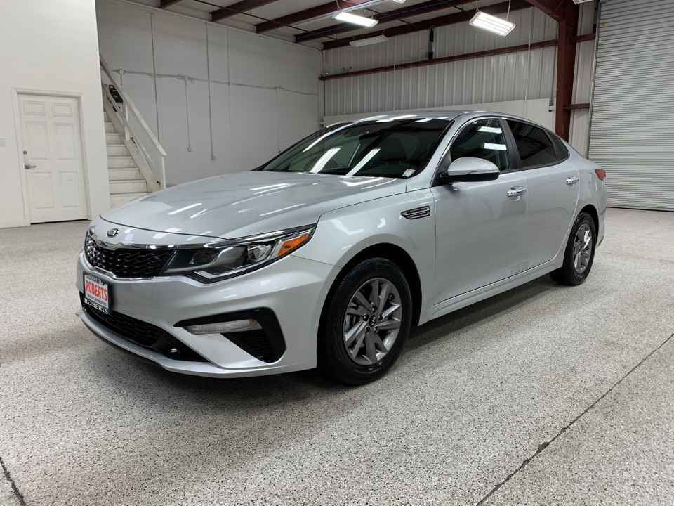Roberts Auto Sales 2019 Kia Optima