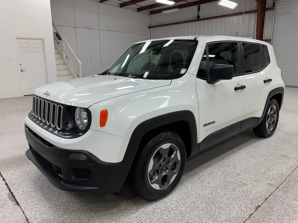 Roberts Auto Sales 2015 Jeep Renegade