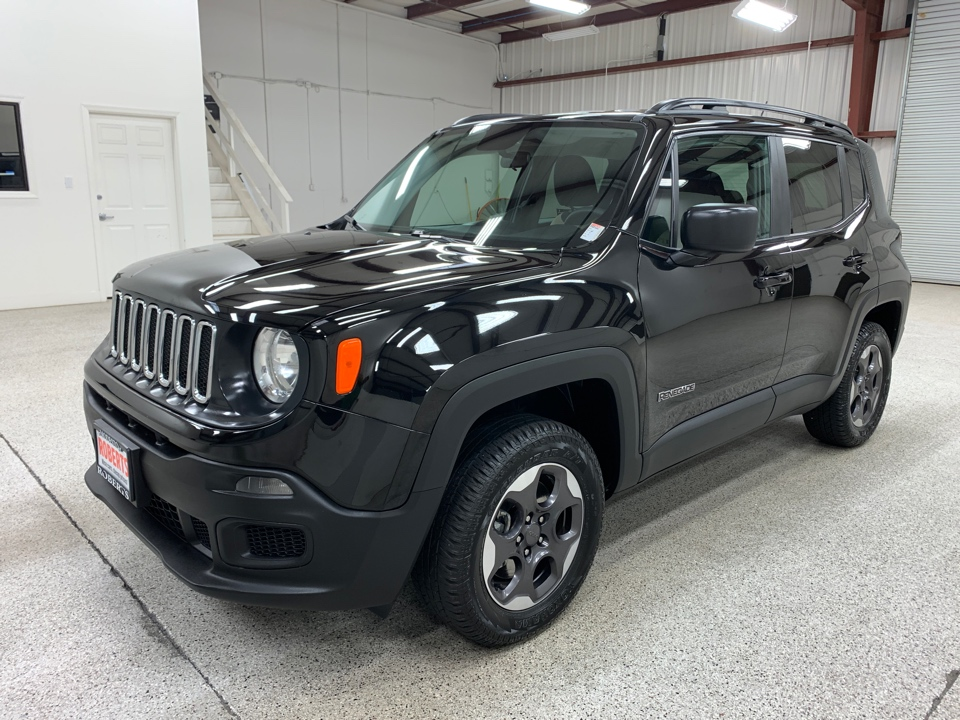 Roberts Auto Sales 2017 Jeep Renegade