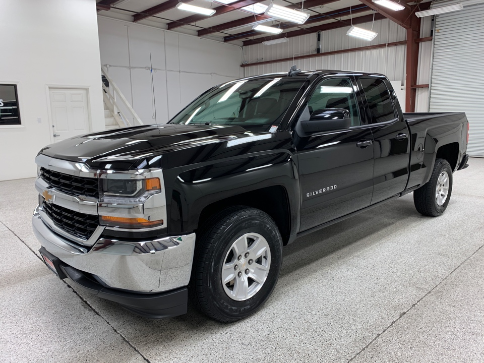 2019 Chevrolet Silverado 1500 LD Double Cab LT Pickup 4D 6 1/2 ft
