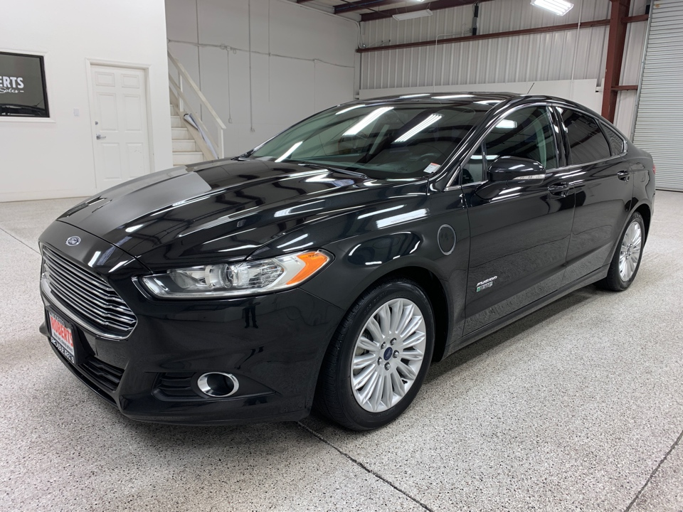 Roberts Auto Sales 2015 Ford Fusion Energi