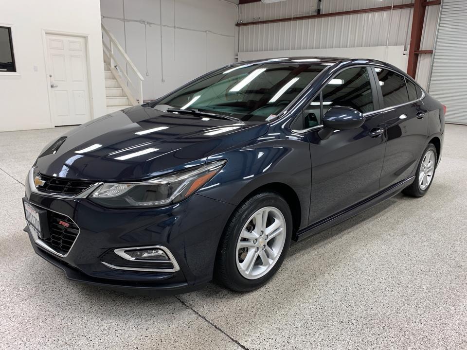 Roberts Auto Sales 2016 Chevrolet Cruze
