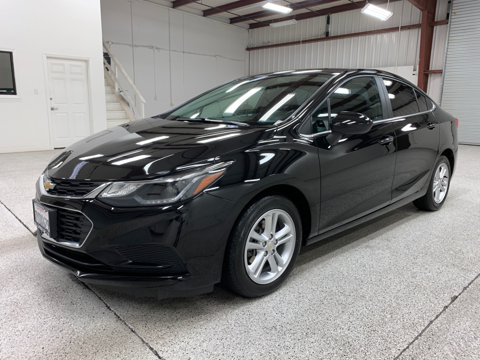 Roberts Auto Sales 2017 Chevrolet Cruze