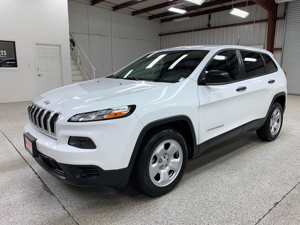 Roberts Auto Sales 2015 Jeep Cherokee