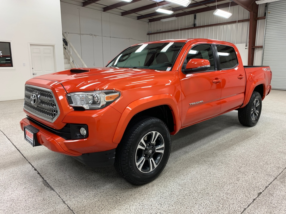 Roberts Auto Sales 2017 Toyota Tacoma Double Cab