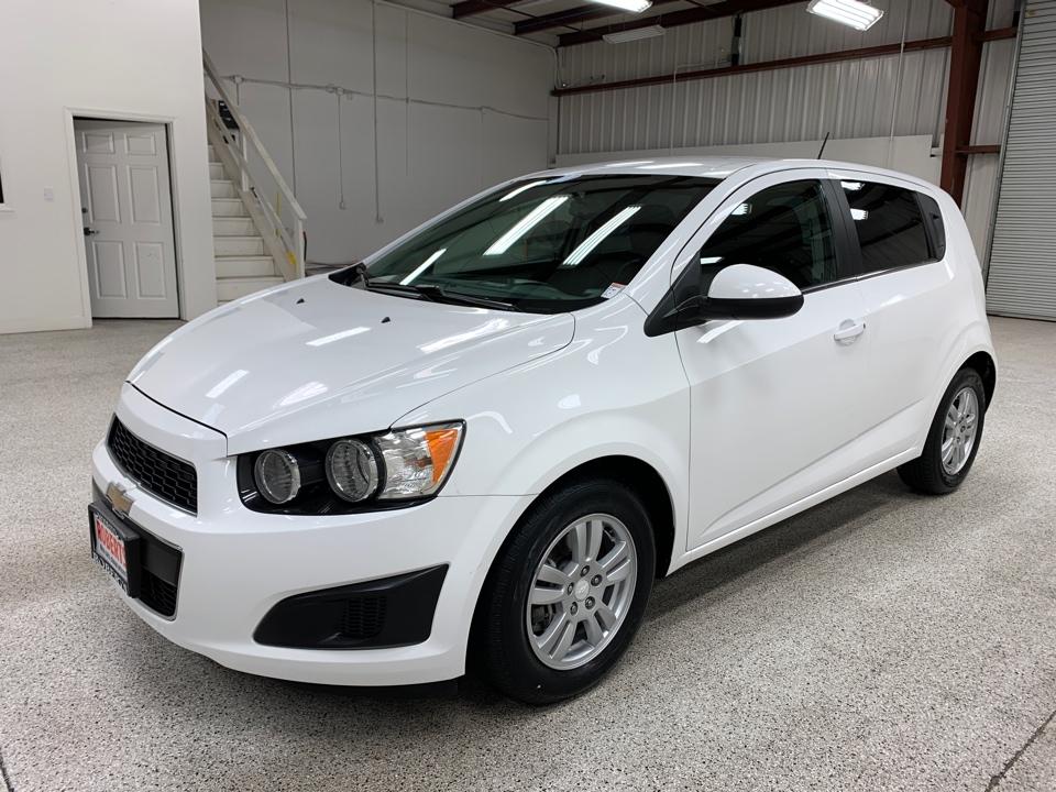 Roberts Auto Sales 2015 Chevrolet Sonic