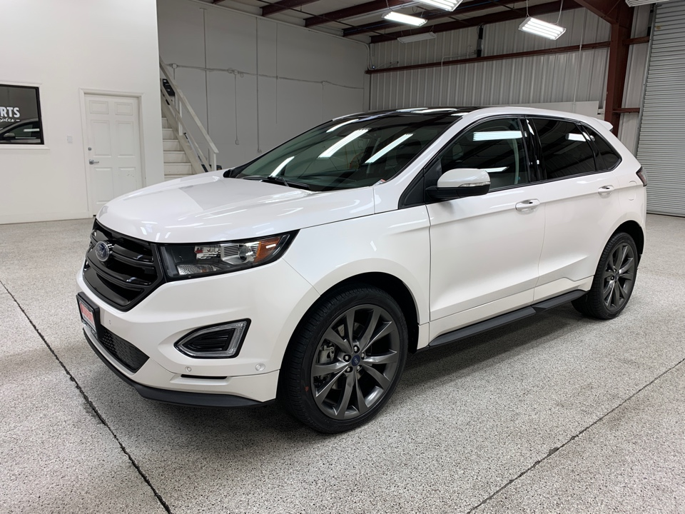Roberts Auto Sales 2016 Ford Edge