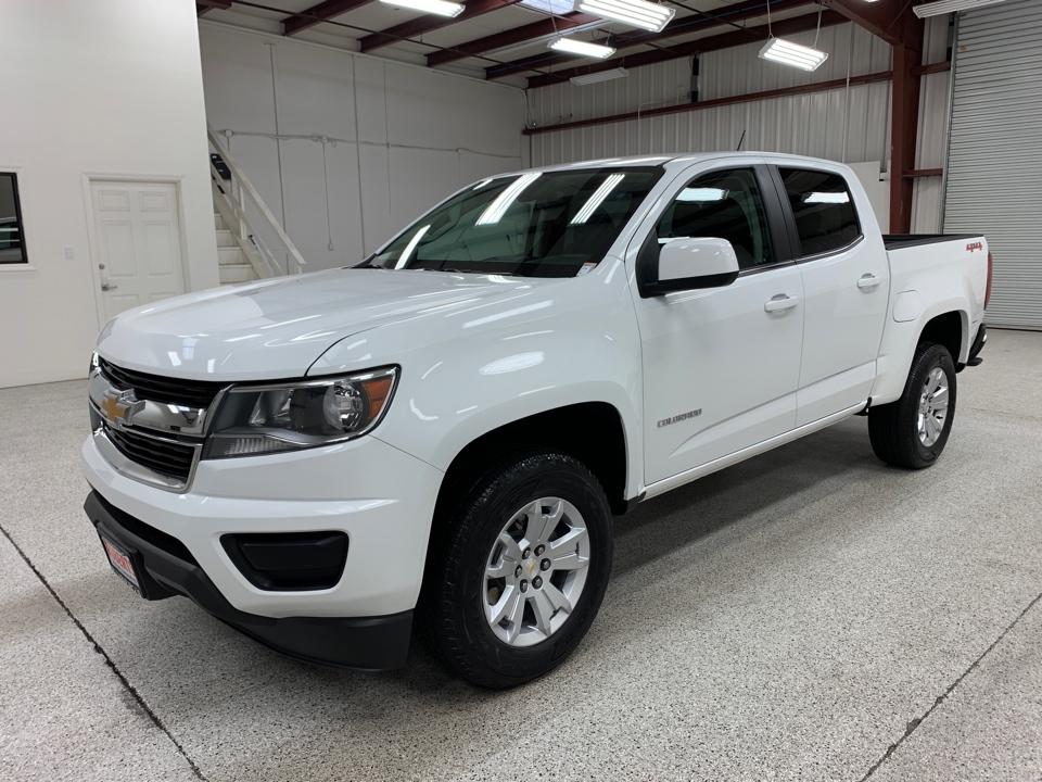 Roberts Auto Sales 2019 Chevrolet Colorado Crew Cab