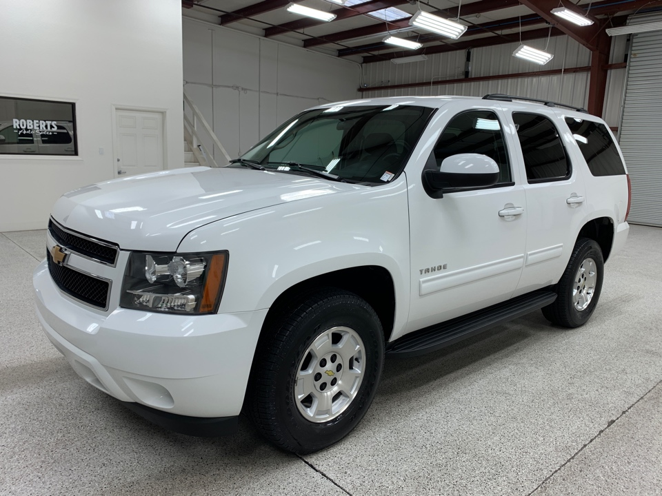 Roberts Auto Sales 2012 Chevrolet Tahoe