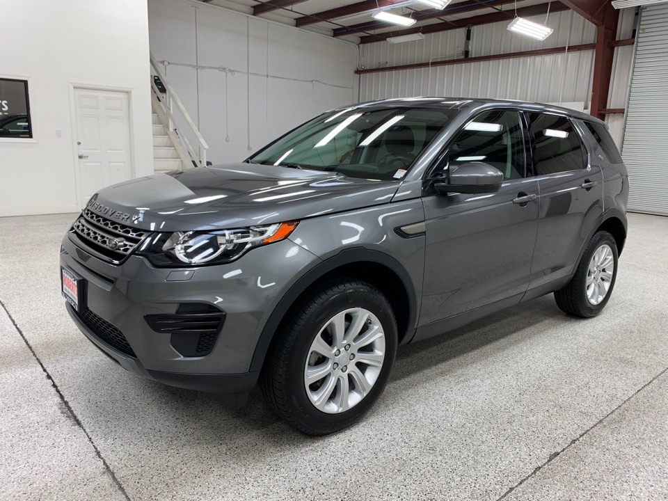Roberts Auto Sales 2016 Land Rover Discovery Sport