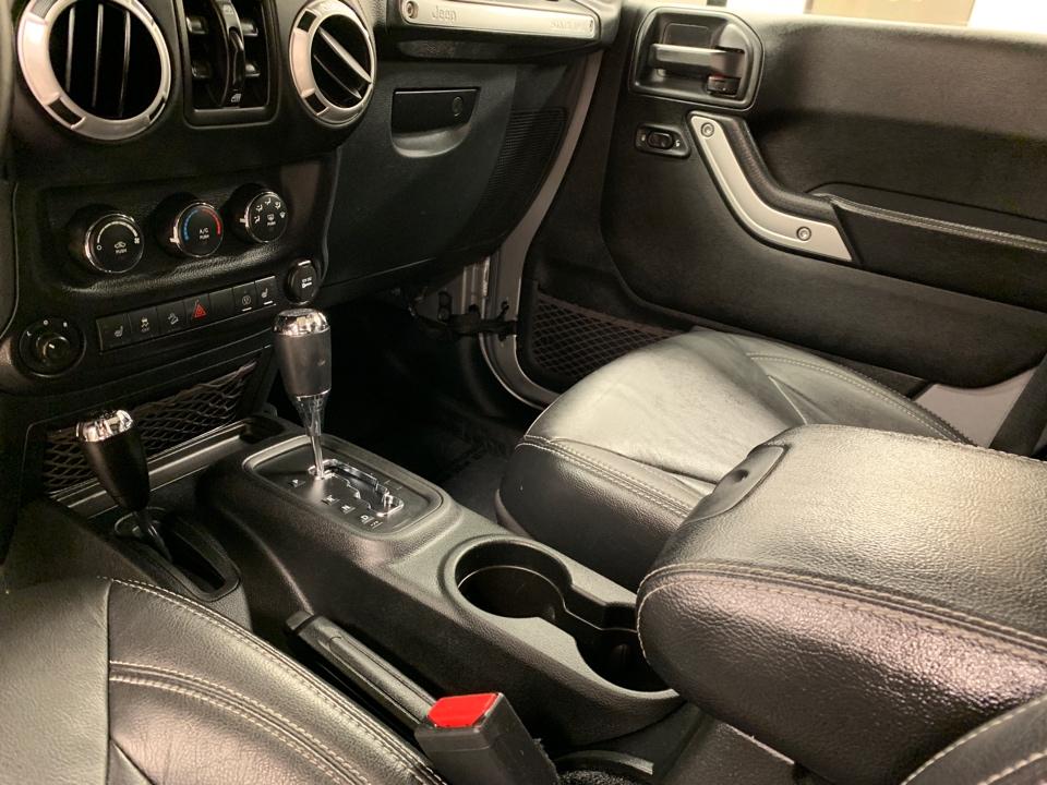 2016 Jeep Wrangler - Roberts