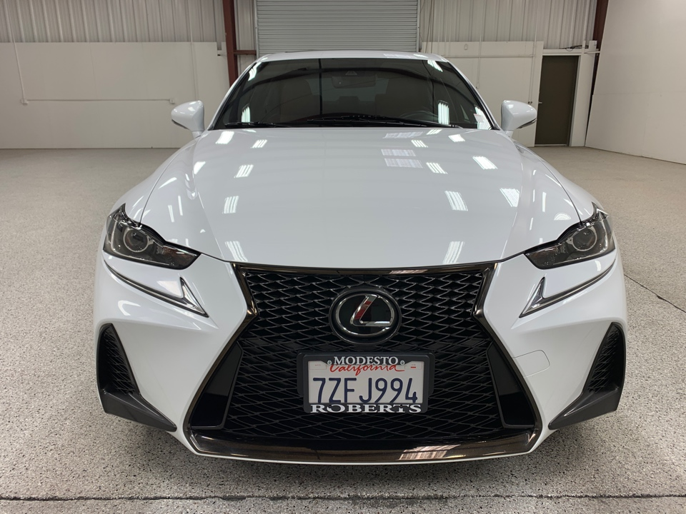 2017 Lexus IS - Roberts