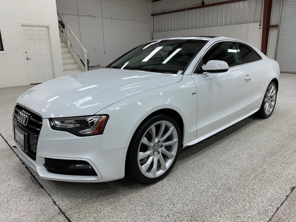Roberts Auto Sales 2016 Audi A5