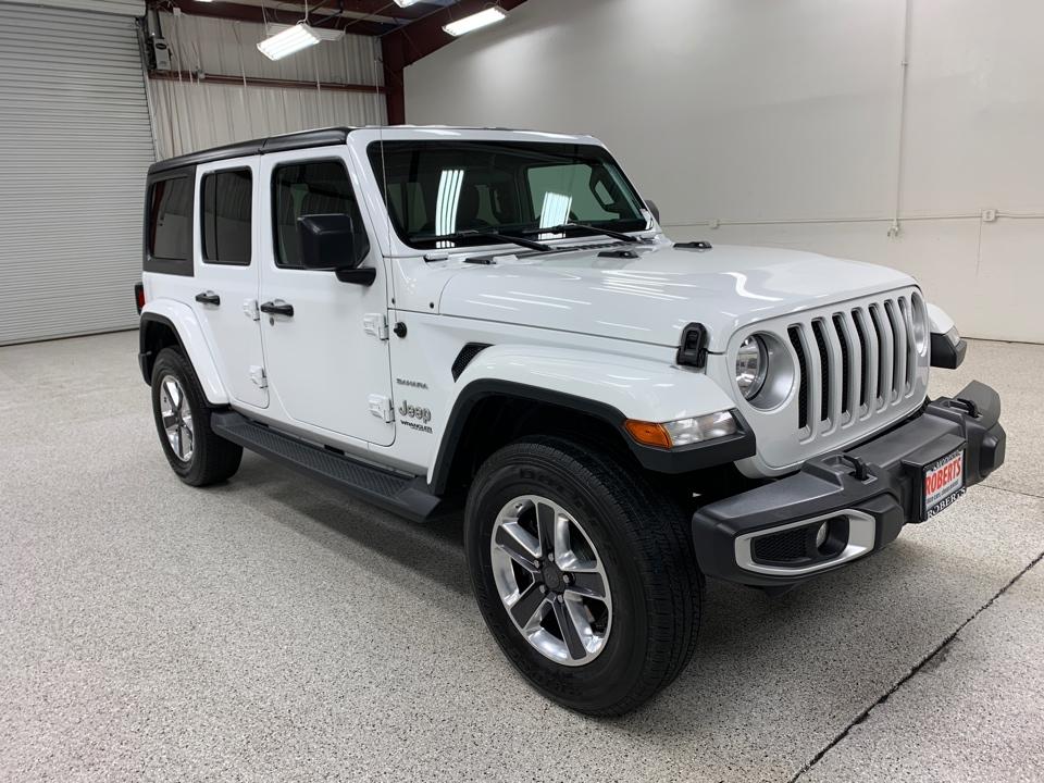 2019 Jeep Wrangler - Roberts