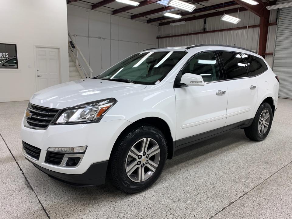 Roberts Auto Sales 2017 Chevrolet Traverse