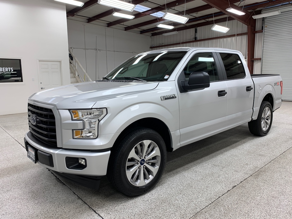 Roberts Auto Sales 2017 Ford F150 SuperCrew Cab
