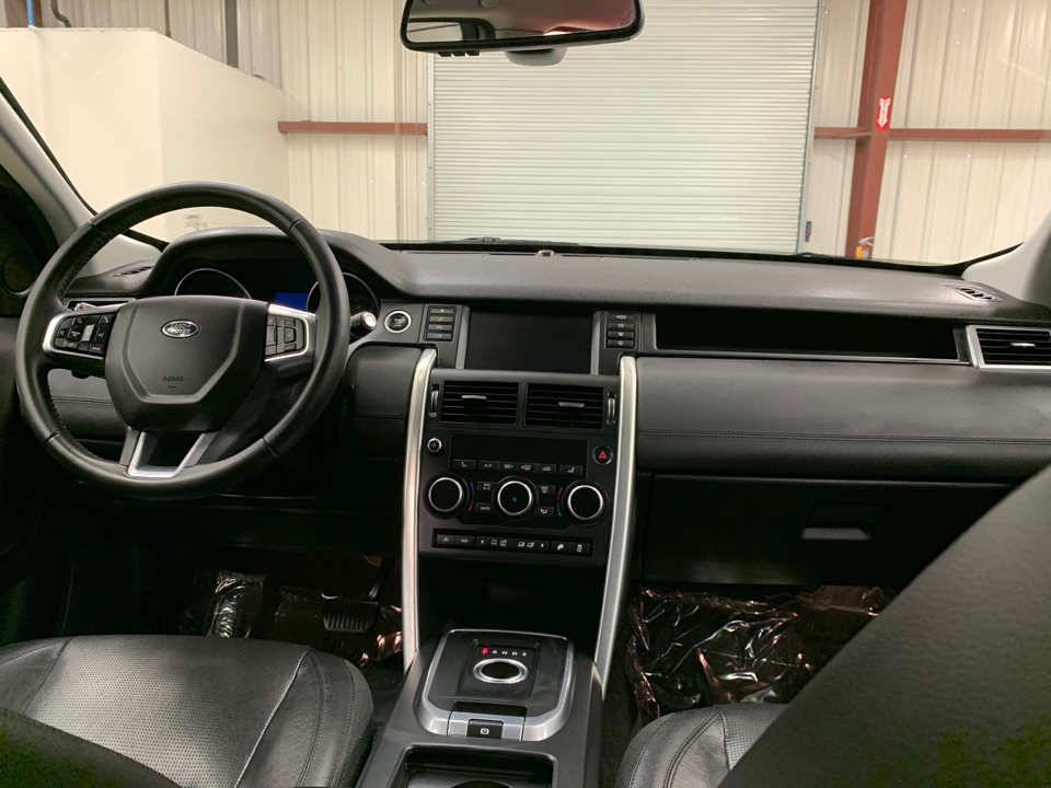 2016 Land Rover Discovery Sport - Roberts