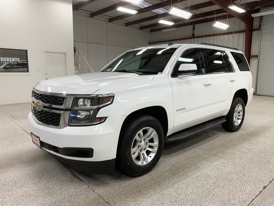 Roberts Auto Sales 2015 Chevrolet Tahoe