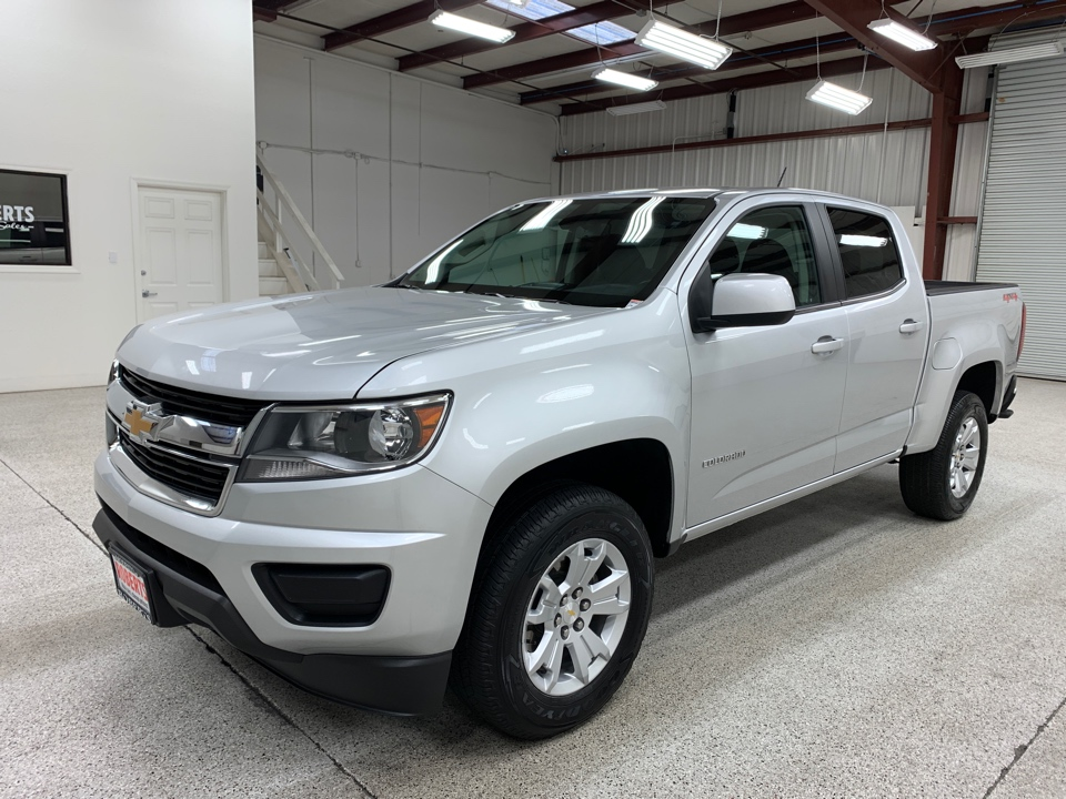 Roberts Auto Sales 2019 Chevrolet Colorado