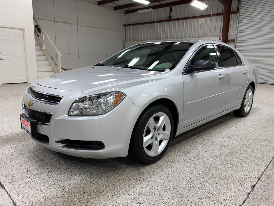 Roberts Auto Sales 2012 Chevrolet Malibu