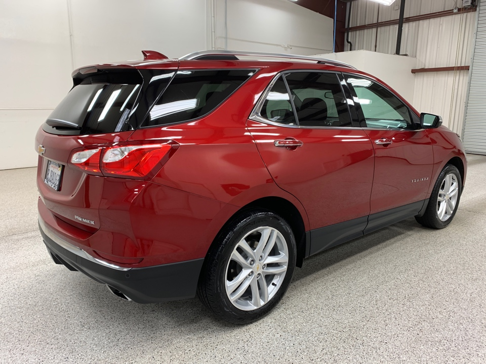 Used 2019 Chevrolet Equinox Premier Sport Utility 4D for ...