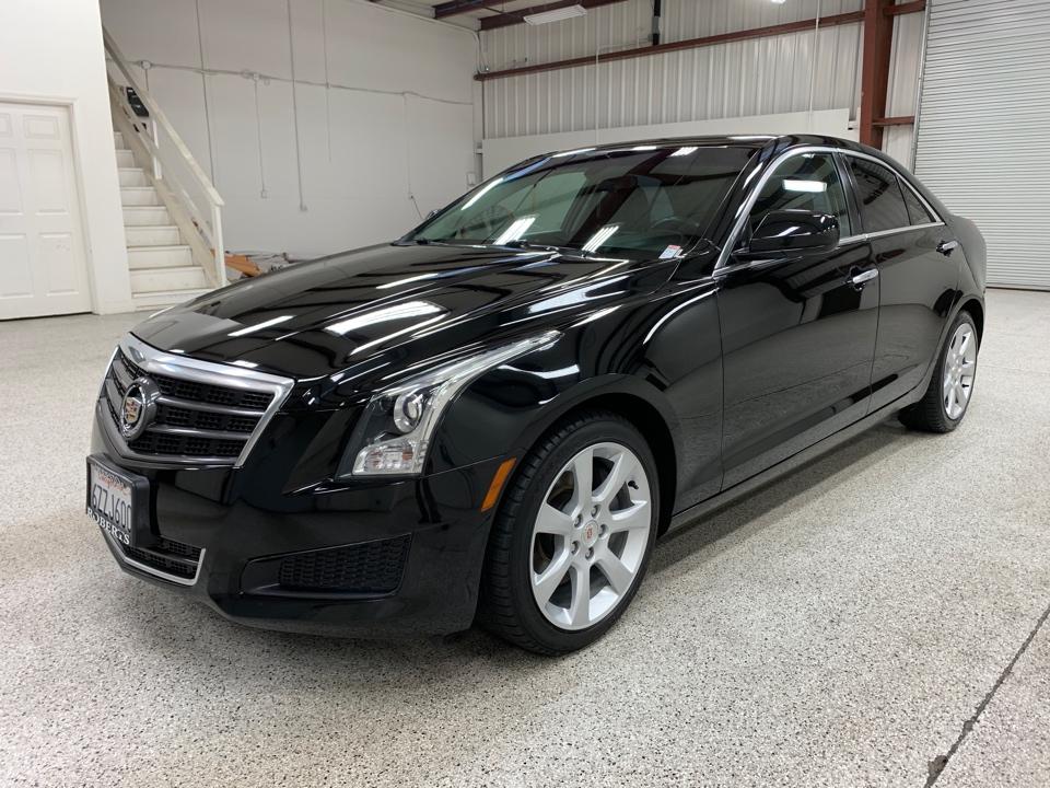 2013 Cadillac Ats 2.0 L Turbo >> 2013 Cadillac Ats 2 0l Turbo Standard Sedan 4d