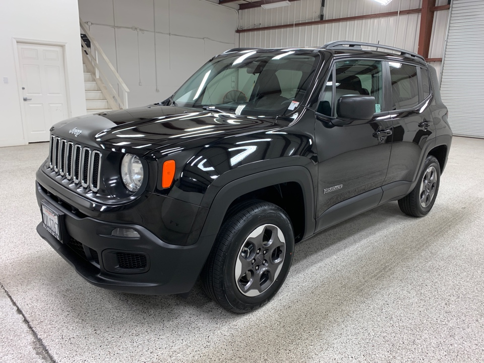 Roberts Auto Sales 2016 Jeep Renegade