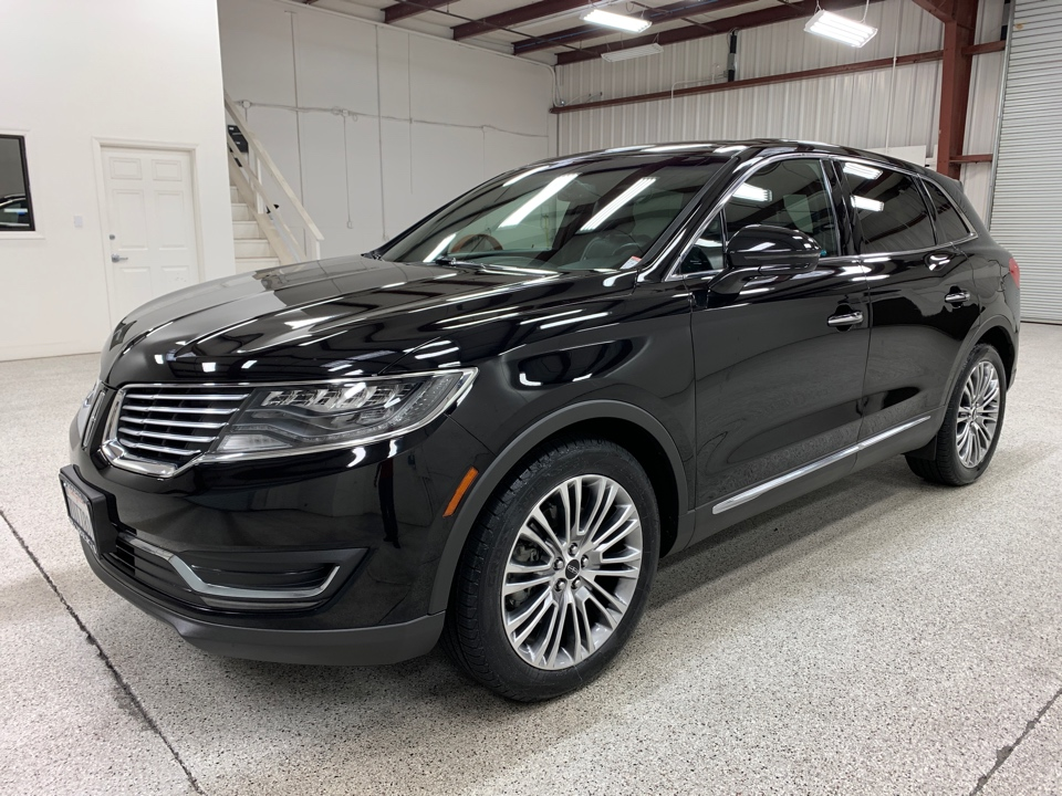 Roberts Auto Sales 2016 Lincoln MKX
