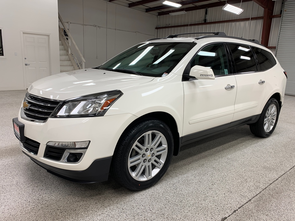 Roberts Auto Sales 2014 Chevrolet Traverse