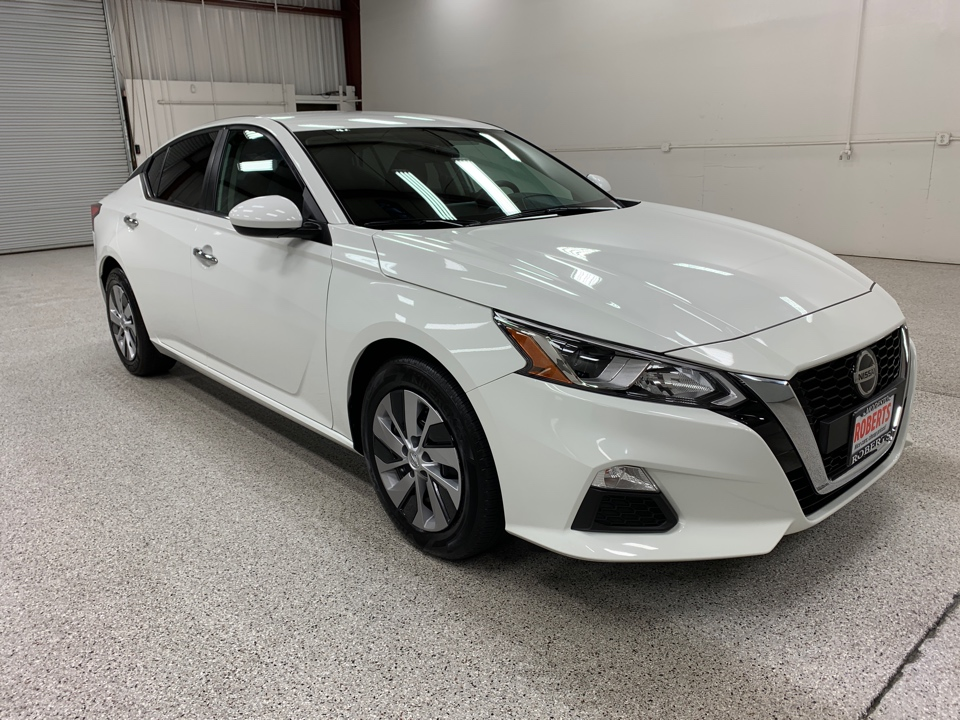 Used 2019 Nissan Altima 2.5 S Sedan 4D for sale at Roberts ...