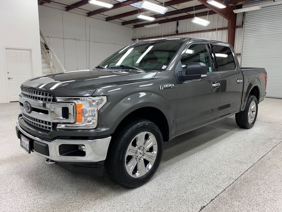 Roberts Auto Sales 2018 Ford F150 SuperCrew Cab