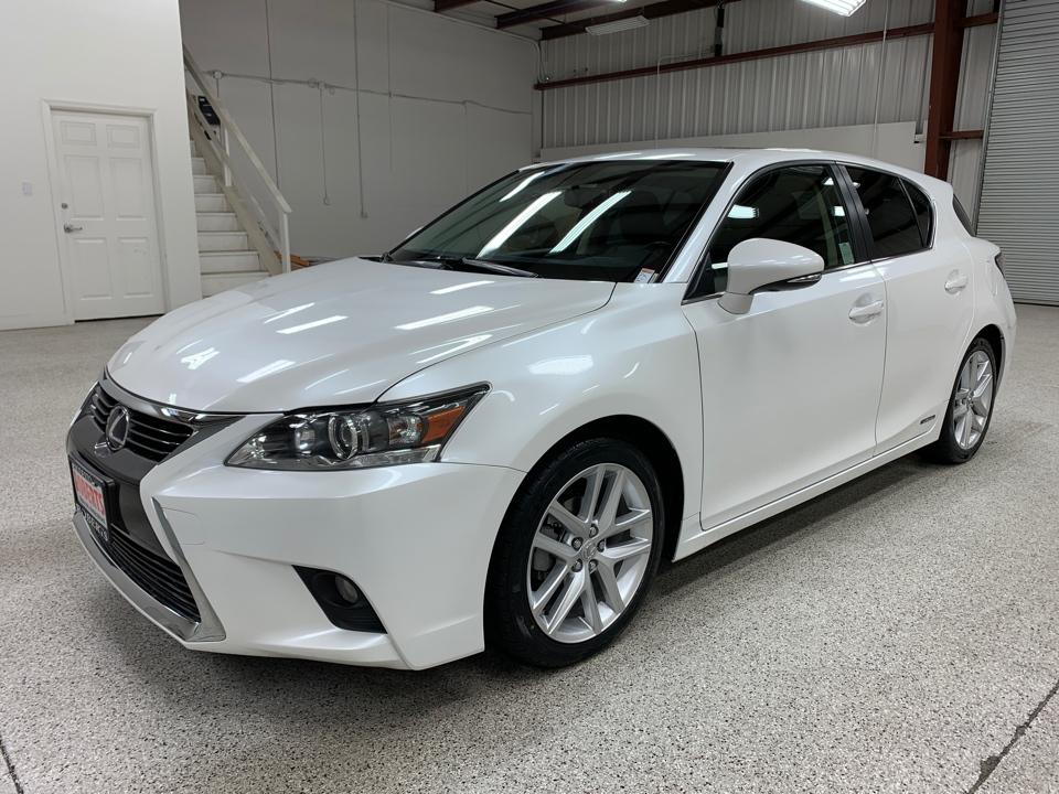 Roberts Auto Sales 2017 Lexus CT