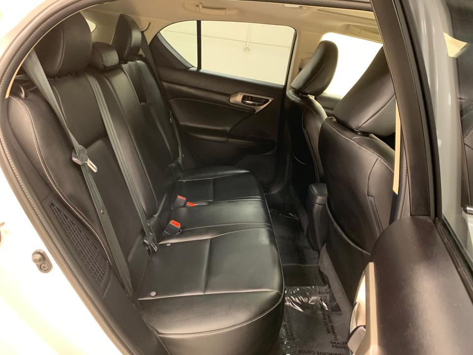 2017 Lexus CT - Roberts