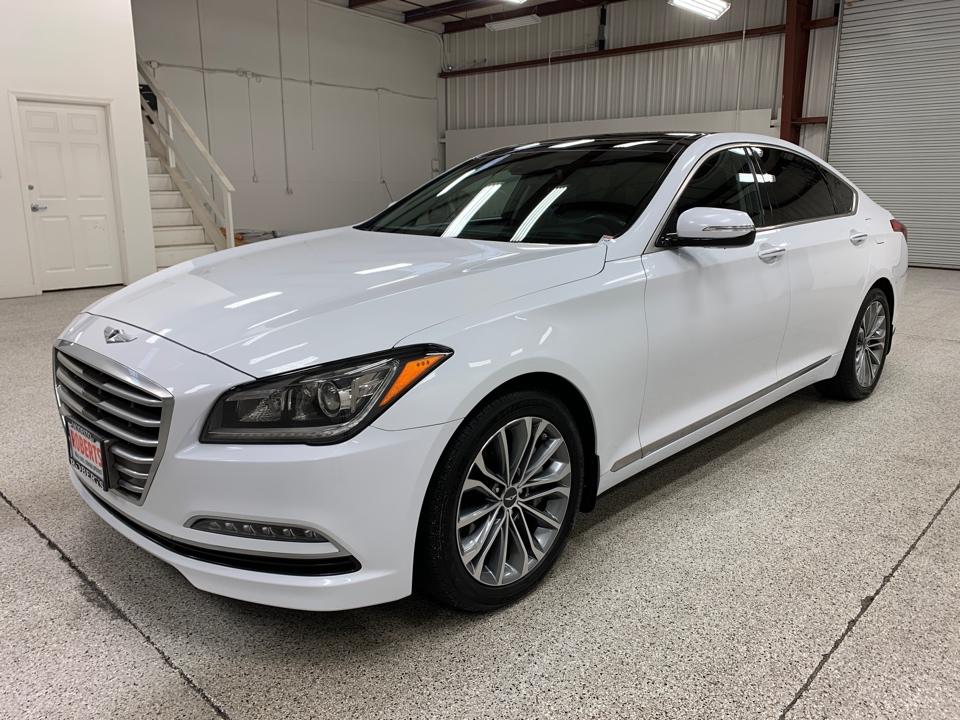 Roberts Auto Sales 2016 Hyundai Genesis