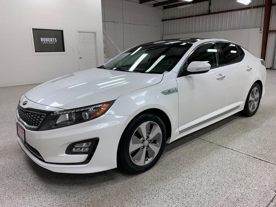 Roberts Auto Sales 2016 Kia Optima Hybrid