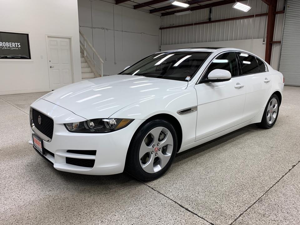 Roberts Auto Sales 2018 Jaguar XE