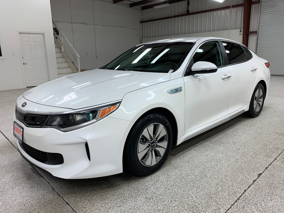 Roberts Auto Sales 2017 Kia Optima Hybrid